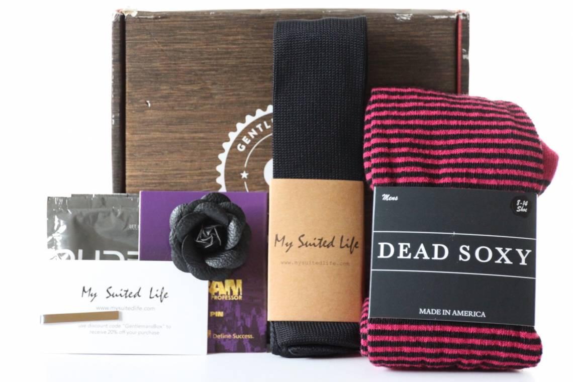 Gentleman's Box February 2016 6