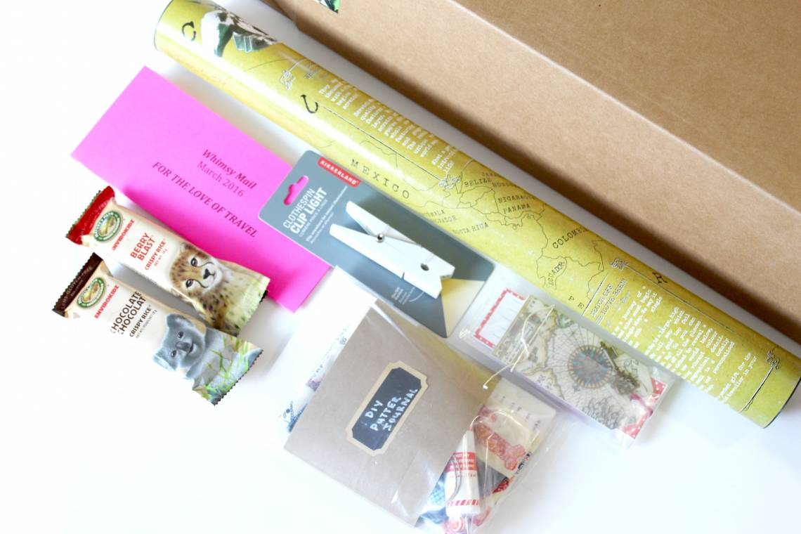 Whimsy Mail & Putter Pails March 2016 2