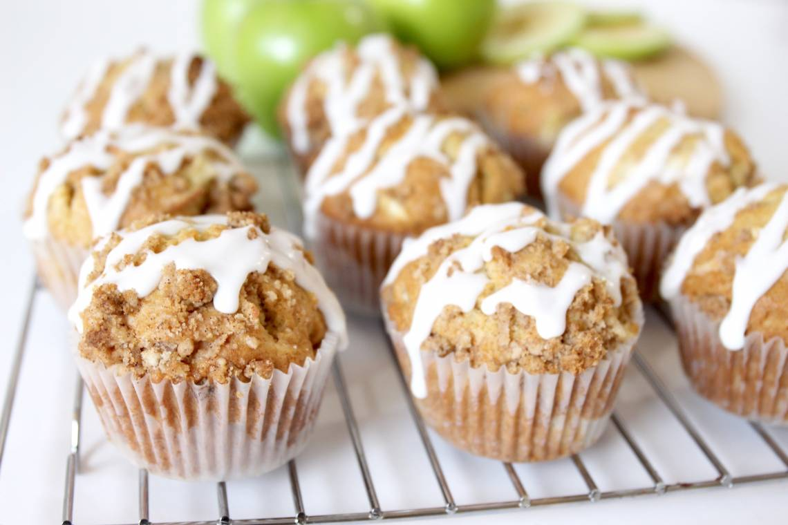Spiced Apple Muffins - RawSpceBar 2