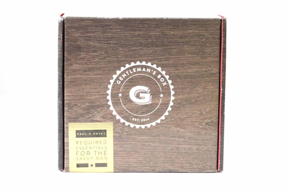 Gentleman's Box March 2016 1