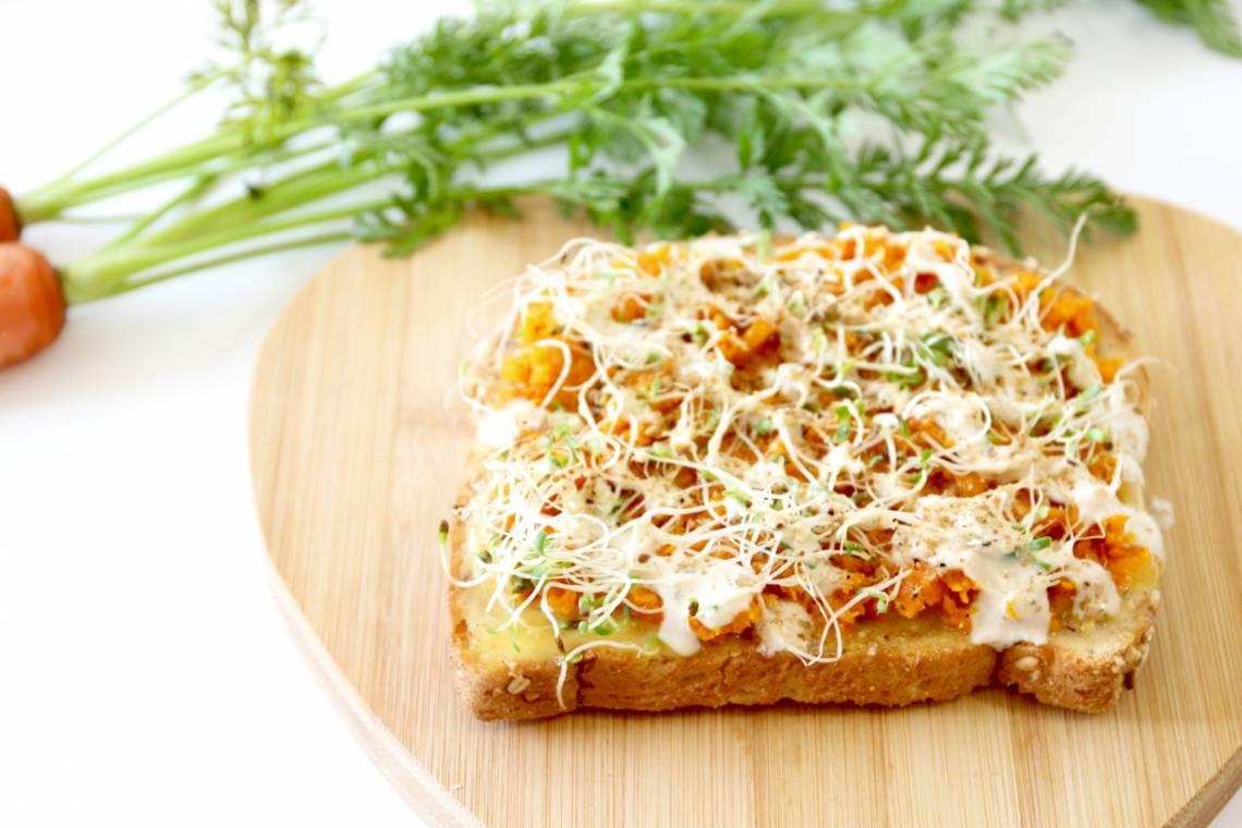 Carrot Toast - RawSpiceBar 5