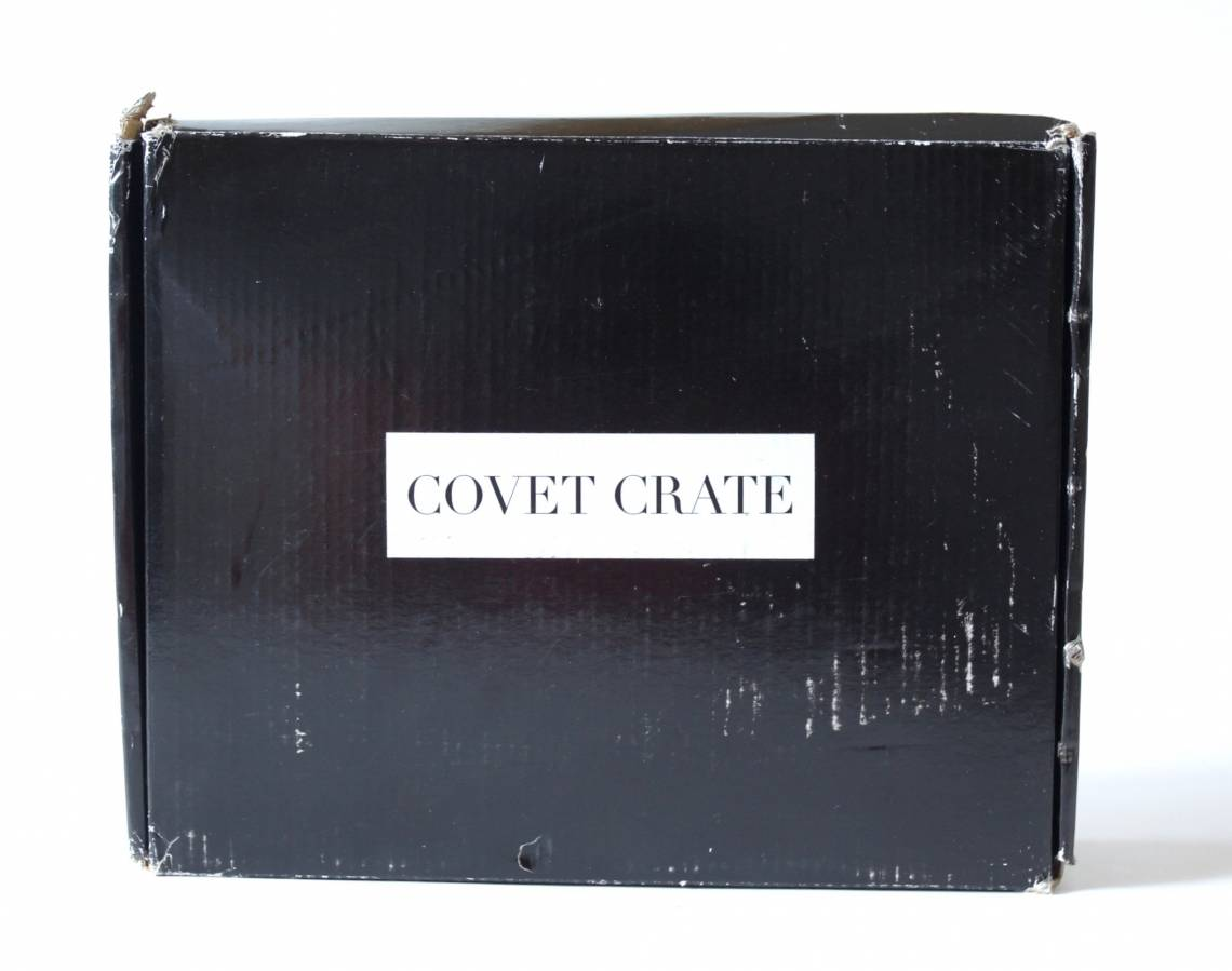 Covet Crate Review May 2016 - 1