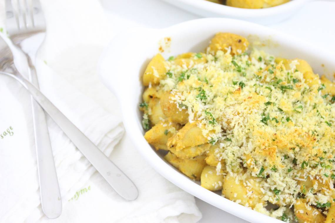Vegan Mac & Cheese - RawSpiceBar 5