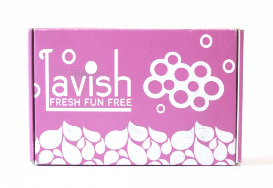 Lavish Bath Box Review June 2016 1