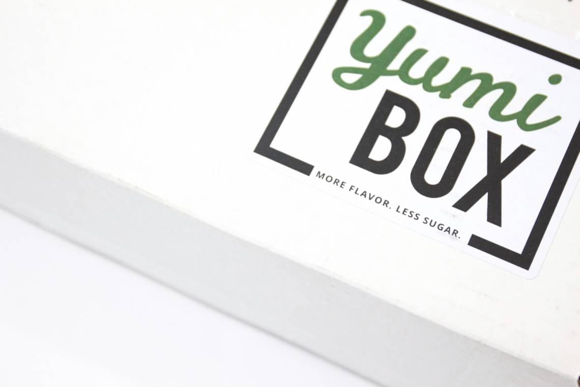 Yumi Box Review June 2016 1