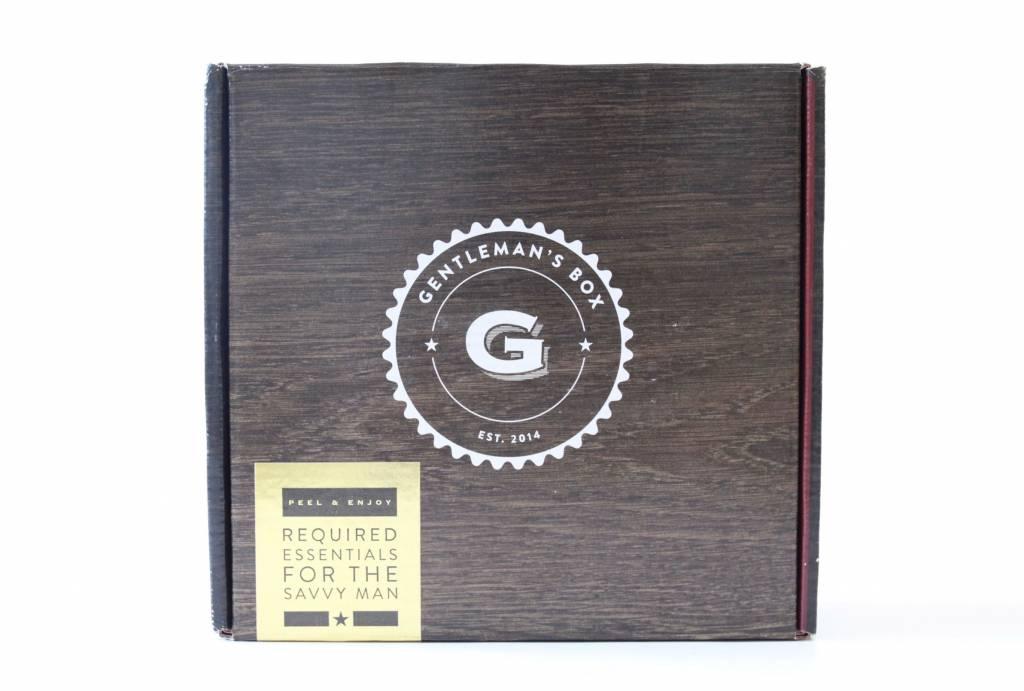 Gentleman's Box Review August 2016 1