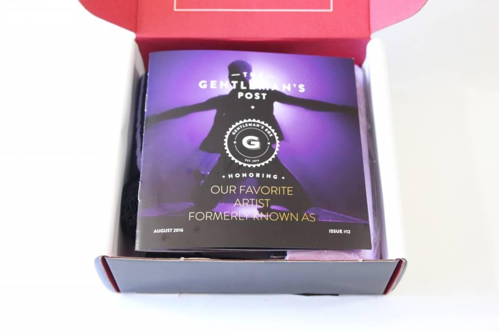 Gentleman's Box Review August 2016 3